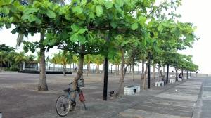 promenade side