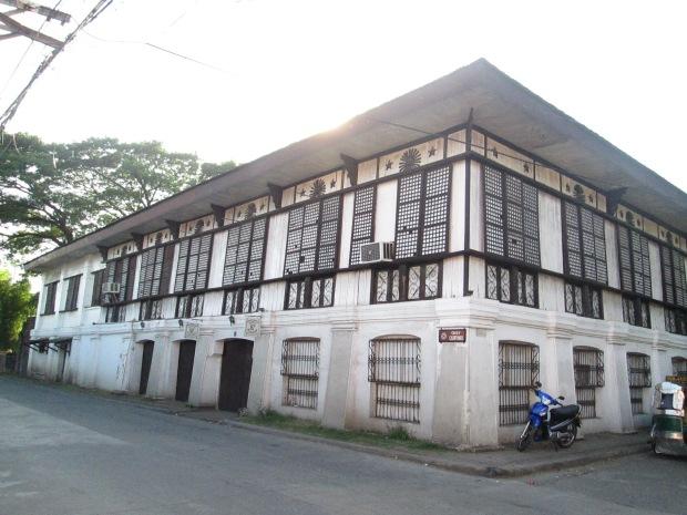 Vigan Arce Mansion