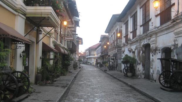 Vigan Calle Crisologo 1