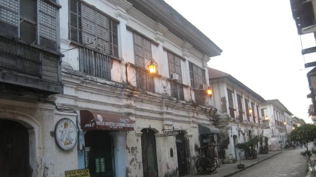 Vigan Calle Crisologo 2