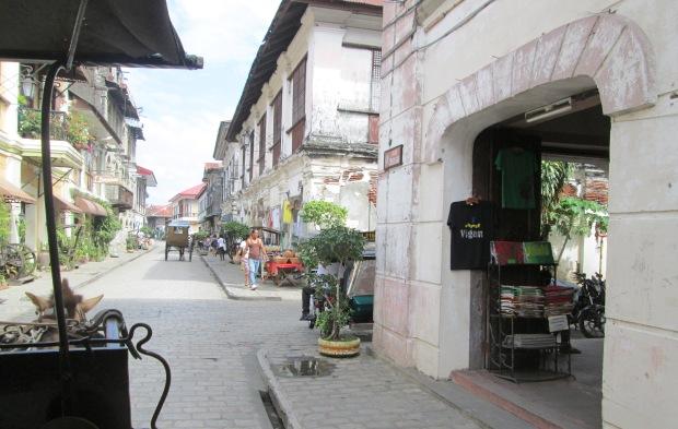 Vigan Calle Crisologo 3
