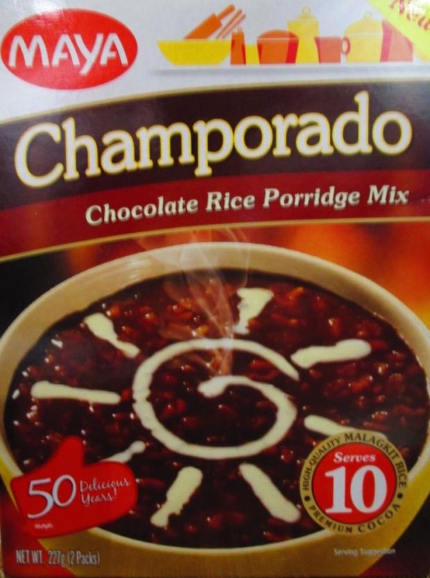 Champorado 1