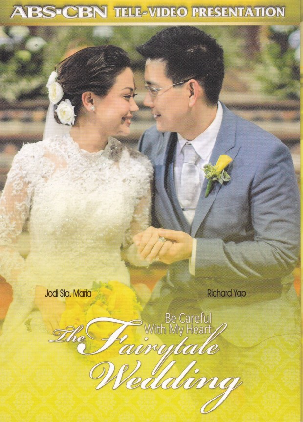 Fairytale Wedding DVD