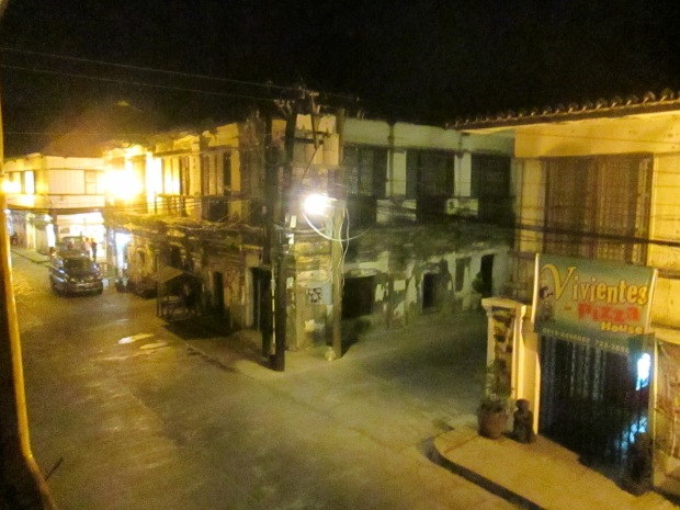 Vigan Hotel Night View