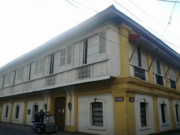 Vigan Syquia Mansion 1