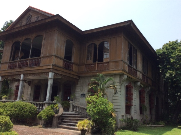 Balay Negrense, one of the ancestral houses of Silay, Negros Occidental
