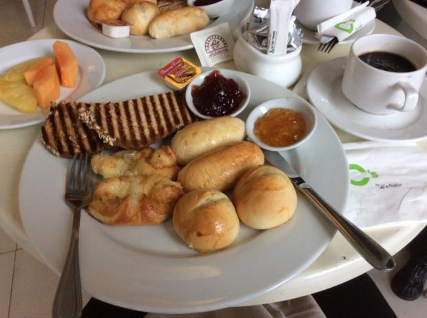 C's Breakfast