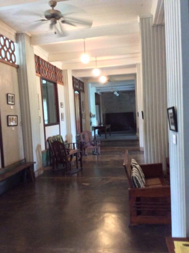Balay ni Tana Dicang Ground Floor Left View from Door
