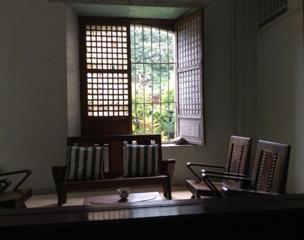 Balay ni Tana Dicang Ground Floor Sitting Room