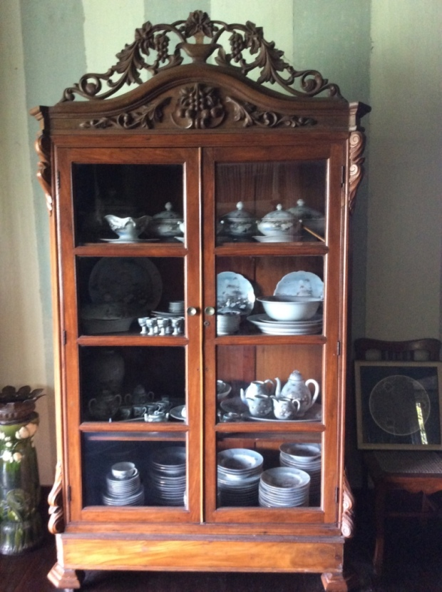 Balay ni Tana Dicang China Cabinet 2