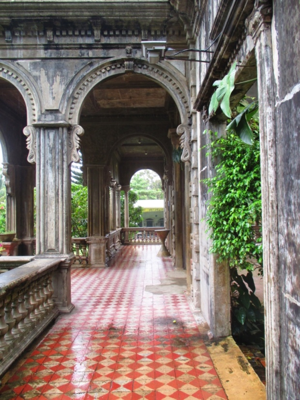 The Ruins Front Veranda