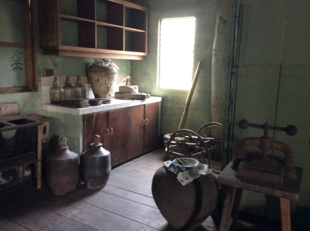 Balay ni Tana Dicang Jars in the Kitchen