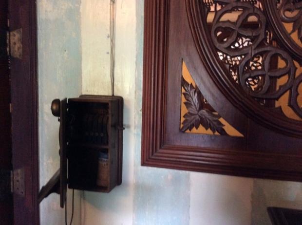 Balay ni Tana Dicang Old Telephone