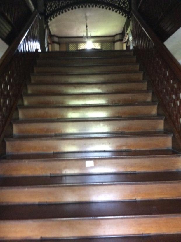 Balay ni Tana Dicang Stairs