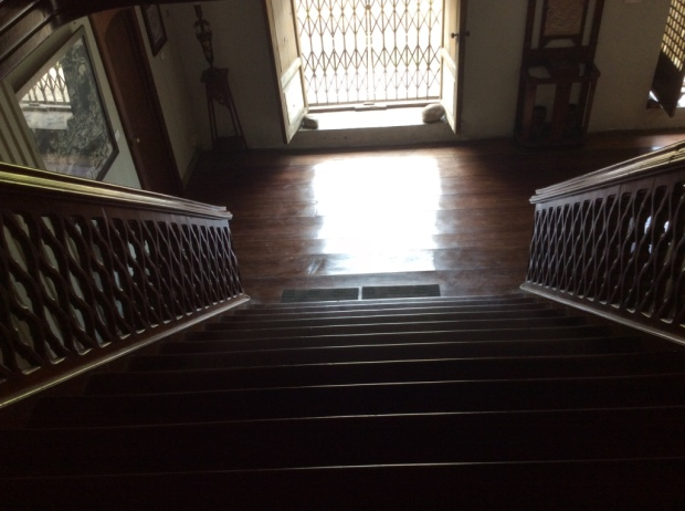Balay ni Tana Dicang Grand Staircase