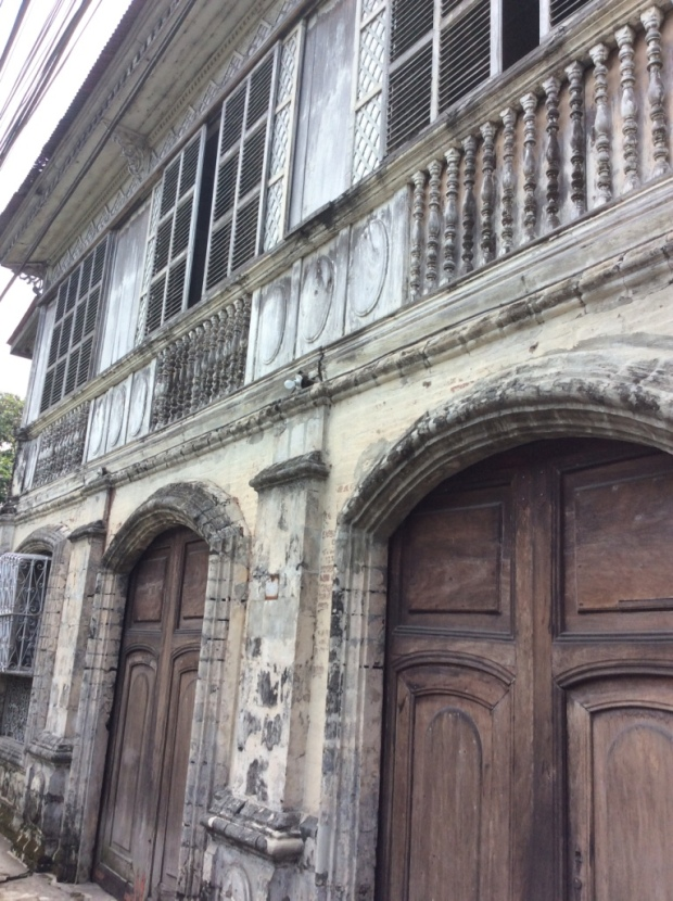 Balay ni Tana Dicang, Talisay Outside Front Side