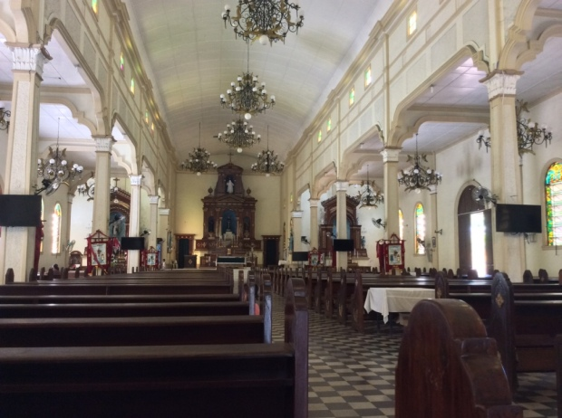 Talisay, Negros Occidental Church