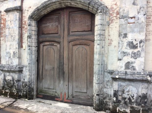 Balay ni Tana Dicang Front Door