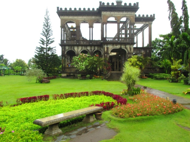 The Ruins, Talisay City, Negros Occidental