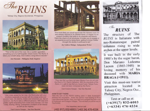The Ruins Information