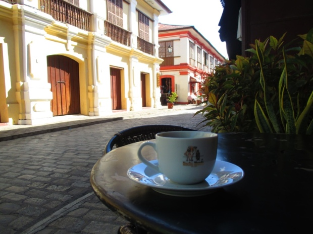 Calle Crisologo Vigan Coffee Time