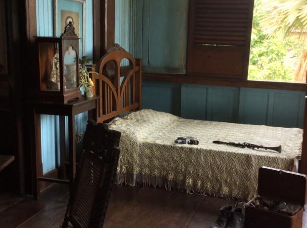 Balay Negrense Second Floor Room