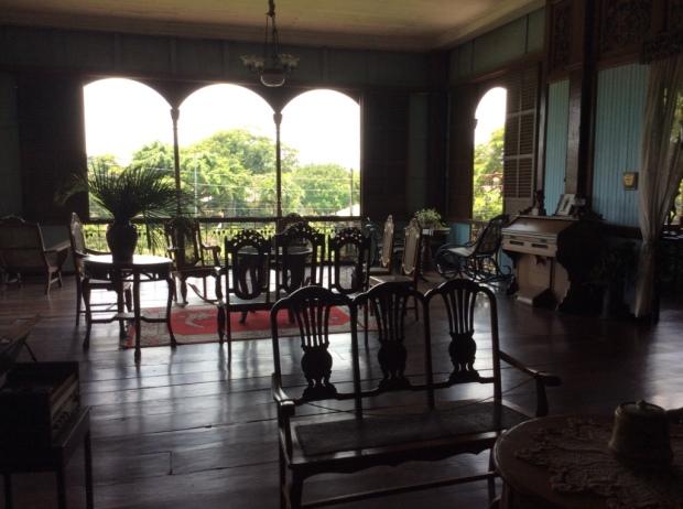 Balay Negrense Second Floor Sala