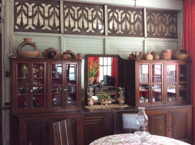 Hofilena House Cabinets
