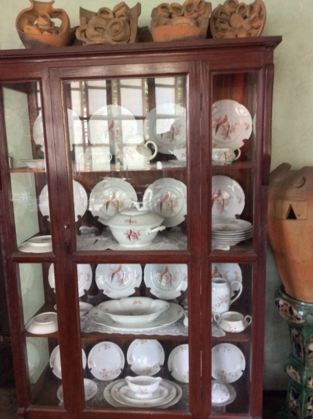 Hofilena House China Cabinet 1