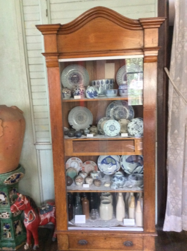 Hofilena House China Cabinet 2