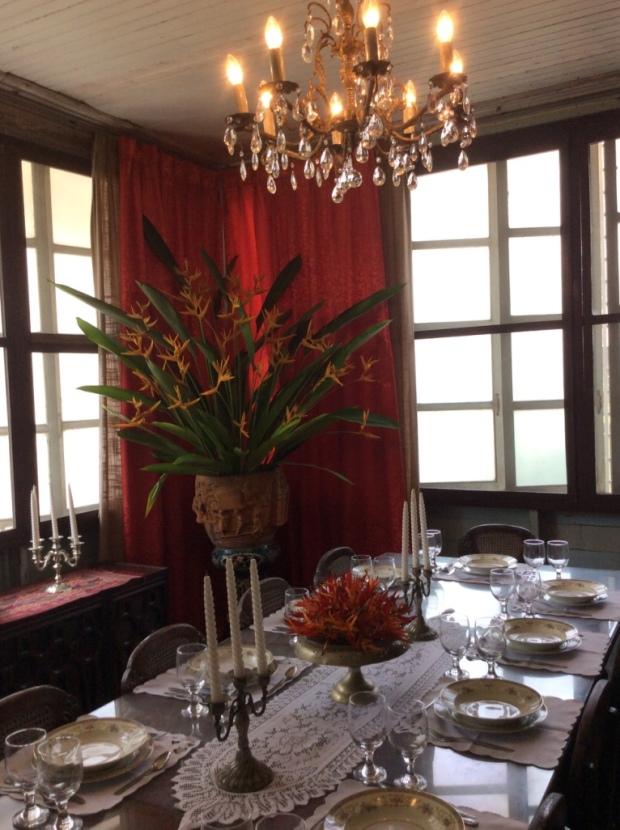 Hofilena House Dining Room