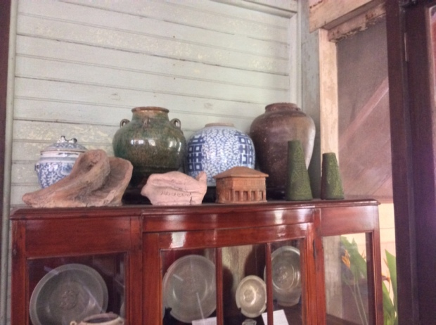 Hofilena House Jars