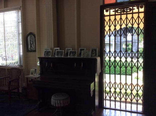 Hofilena House Piano