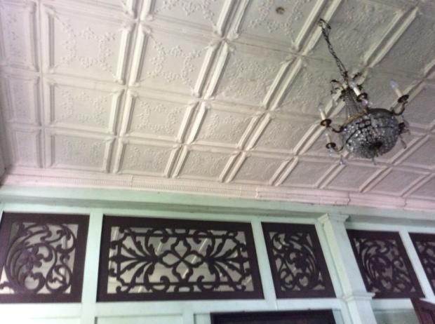 Jalandoni House Ceiling