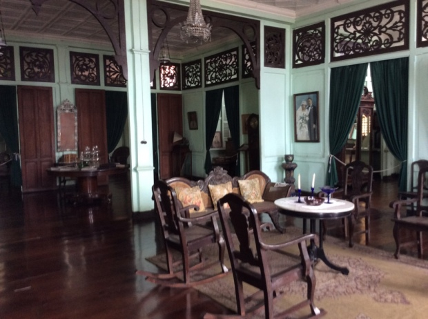 Jalandoni House Sala 1