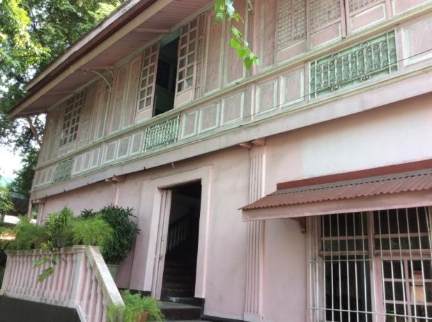 Jalandoni House Side Facade