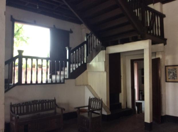 Jalandoni House Stairs