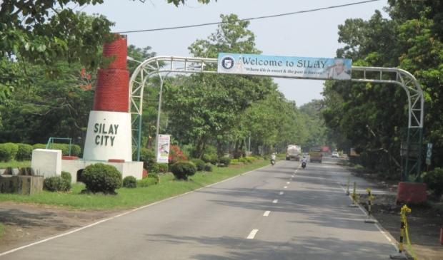Silay City Marker