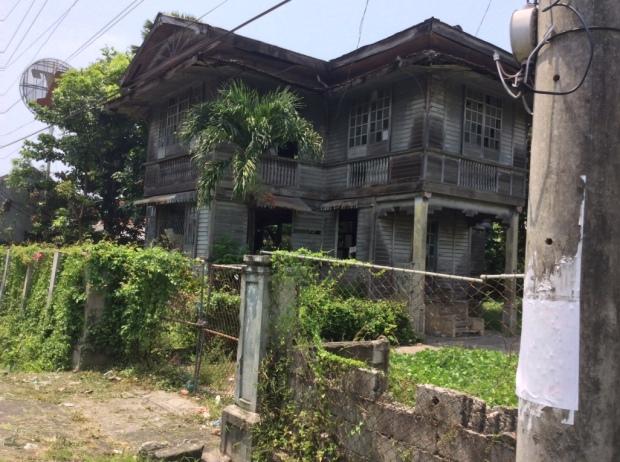 Silay Old House Cinco de Noviembre 1