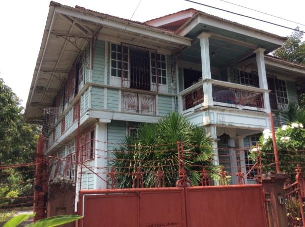 Silay Old House Cinco de Noviembre 2