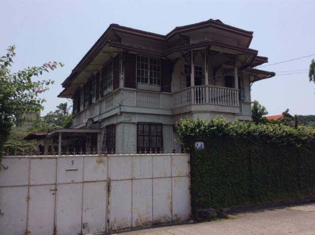 Silay Old House Cinco de Noviembre