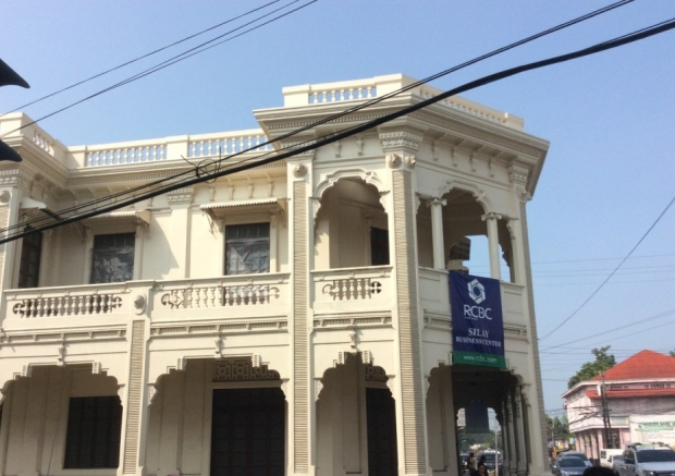 Silay Old House Rizal Street 2