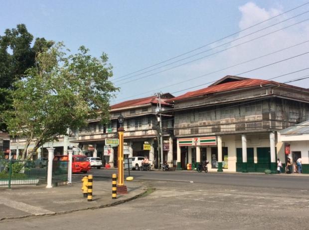 Silay Rizal Street Facade
