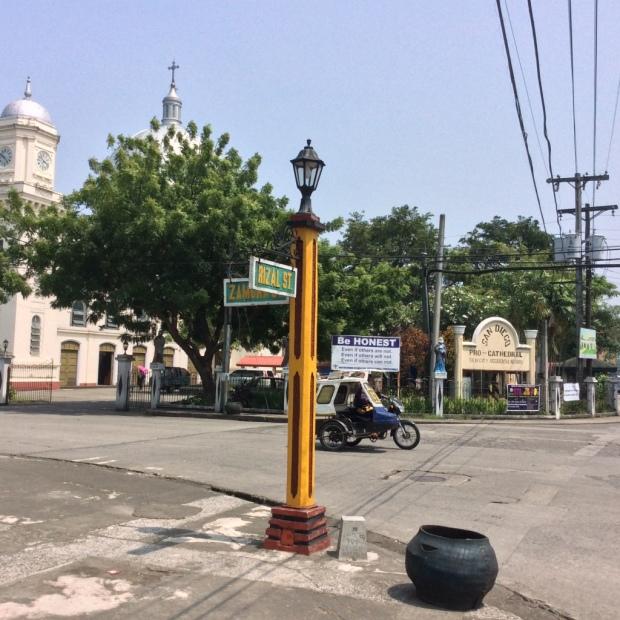 Silay Rizal Street